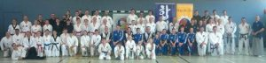 Koreanisches Kampfkunstseminar am 12.11.2016 in Diemelstadt